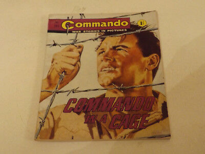 Commando War Comic Number 241!,1966 Issue,v Good For Age,52 Years Old,very Rare.