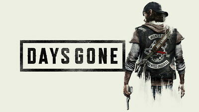 "001 Days Gone - Zombie Survival Shooting Action 24""x14"" Poster"