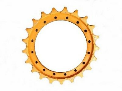 Antriebsrad Kettenrad Sprocket Für Cat Caterpillar 319 320 (Part No. 8E9805)