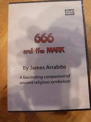 666 And The Mark DVD By James Arrabito~A Fascinating Comparison of Ancient 666