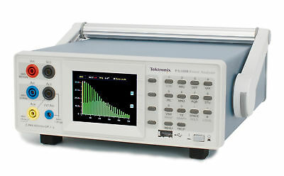 Tektronix PA1000 Single Phase Power Analyzer