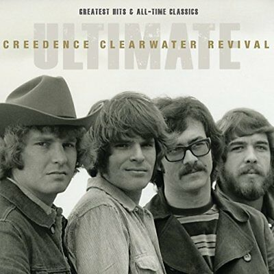Ultimate Creedence Clearwater Revival [Cd]