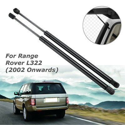 2pcs Rear Upper Tailgate Boot Gas Struts Support BHE760020 For Range Rover L322