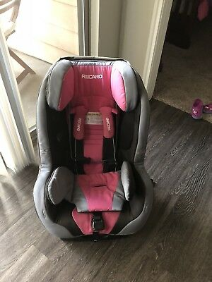Authentic Recaro Baby Car Seat