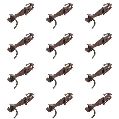 HP0987 12pc Couplers Train ho scale Knuckle Spring Coupler diy accessories hooks