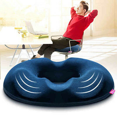 Coccyx Orthopedic Memory Foam Seat Cushion Seat Massage for Shaping Sexy Buttock