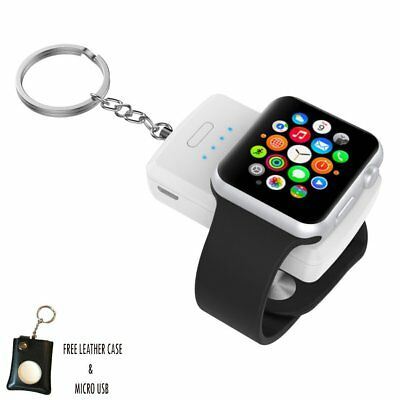 [Apple Mfi Certified] Pocket Sized Travel Friendly Wireless Magnetic Charger Key