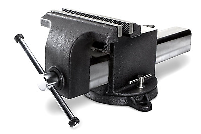 New TEKTON 8-Inch Swivel Bench Vise | 5409
