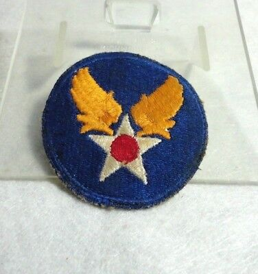 WW2 US Army Patch - USAAF U.S. ARMY AIR FORCE - Shoulder Military U.S.A. WWII