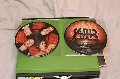 "All American Rejects Gives You Hell / On The Floor Picture Disc 7"" 45 Vinyl"