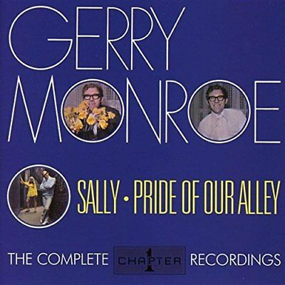 Sally  Pride Of Our Alley Th - Monroe Gerry [Cd]