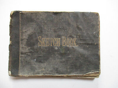 3 Artist's Sketchbooks with ms. notes on Colour 1885-1905
