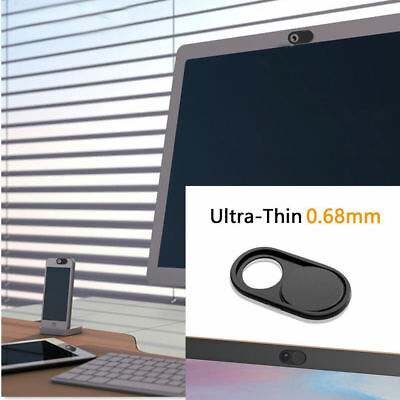 New WebCam Cover - Camera Privacy Color Sticker for Phone, Laptop,Tablet UK