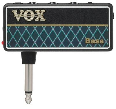 VOX amPlug 2 Bass - Headphone Bass Amp