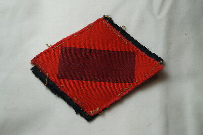 WW2 Canadian 1st Corps Medical Canvas Patch