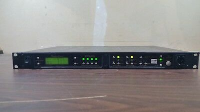 RadioCom BTR-800 2-Channel UHF Base Station (Rack-Mountable)