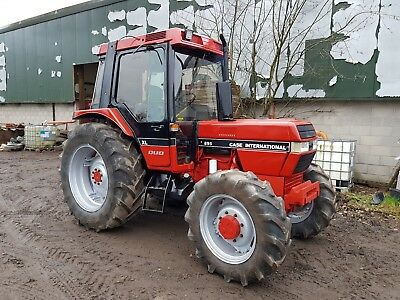 *** case 895 xl 4wd tractor we deliver finance part ex ***