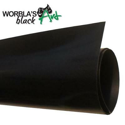 Worbla Black Art (WBA) Thermoplastic Modelling & Moulding Sheet
