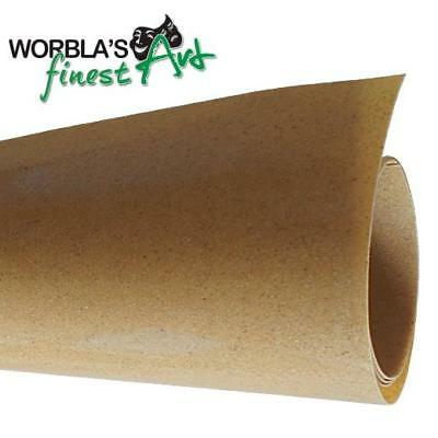 Worbla Finest Art (WFA) Thermoplastic Modelling & Moulding Sheet