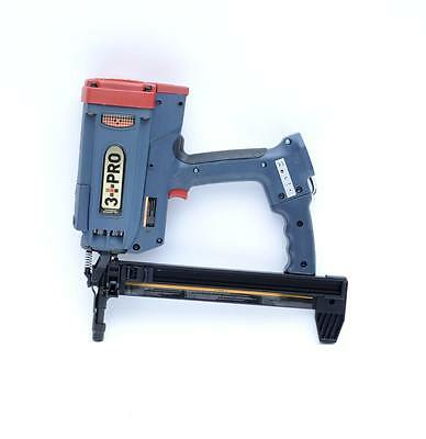 """3 PRO GSR40 Gas Powered Concrete Nailer Pinner 1/2"""" 1-1/2"""" New INVENTORY BLOWOUT"""