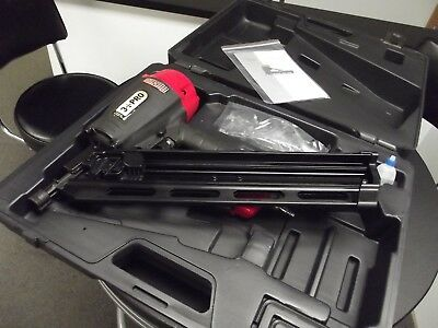 3 PRO FN3490P 34 Degree Clipped Head Framing Nailer NEW INVENTORY BLOWOUT