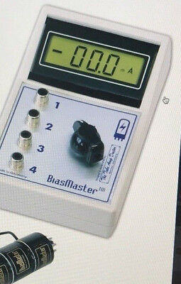 Bias Master System BM2 TAD, with 2 Octal  Sockets - Bias Measuring Meter
