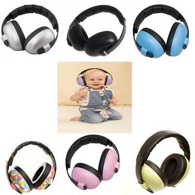 BabyBanz Ear Defenders 3 Months+ - Wide Range of Colours Available!
