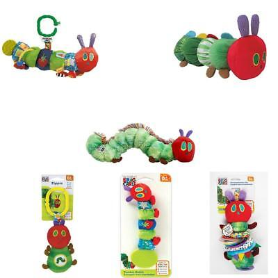 The Very Hungry Caterpillar Baby Toys- Rattle, Soft Toy,Teether Rattle,Plush