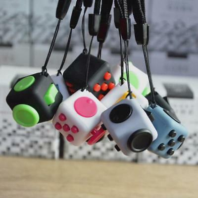 Magic Squeeze Fun Stress Reliever Gifts Mini Fidget Cube Relieves Anxiety
