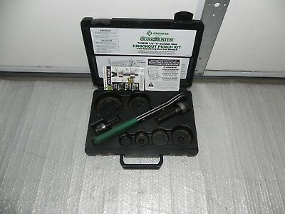 """GREENLEE 7238SB case 1/2 - 2"""" with Wrench & two draw stud only. 767,746,7310"""