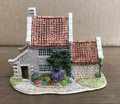 Lilliput Lane Captain Cook's Cottage Limited Edition NEW with Box and Deeds