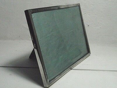 Antique Solid Silver Easelback Photograph Picture Frame William Neale 1922 Birm