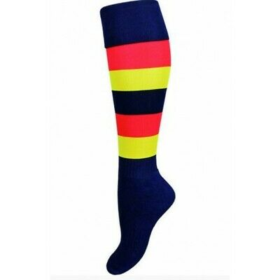 Adelaide Crows Official AFL Elite Football Footy Socks Kids
