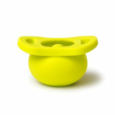 *NIB* Doddle & Co. Pop silicone Cleaner Pacifier Lime NEW as seen on Shark Tank