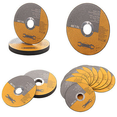 "10x Ultra thin Stainless Steel Angle Grinder Cut 4.5"" Metal Cutting Discs"