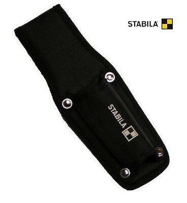 STABILA 81SREM & 81S10 Holster Pouch for 25cm Boat Levels. NEW.