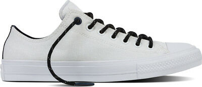 f22cdf06a2217d Converse Chuck Taylor All Star II 2 Shield Canvas Sneakers Men s - 153537C  White