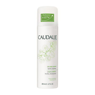 Brand-new Caudalie Cleansing & Toning Grape Water‎ 100% Natural Spray