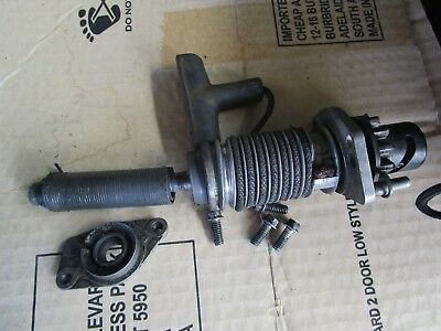 johnson evinrude outboard pull start recoil REWIND gear starter 4hp 5hp 1965 on