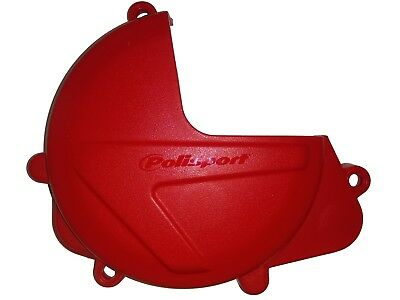 Apico Ignition cover protector HONDA CRF450R//RX 17-18 RED