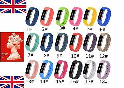 [UK] Brand New Fitbit Alta/Alta HR Replacement Wristband Bracelet Band Strap