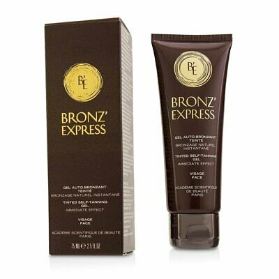 Academie Bronz' Express Face Tinted Self-Tanning Gel 75ml Sun Care & Bronzers