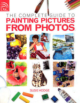 Painting  Book -  Painting Pictures From Photos