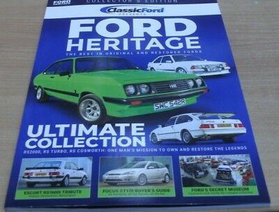 Classic Ford magazine presents Ford Heritage Collector's Edition