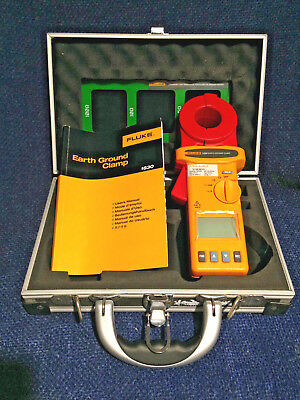Fluke 1630 Earth Ground Clamp with Resistance Test Loop