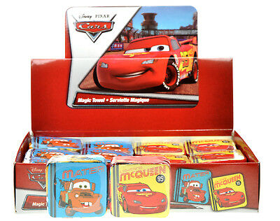 Disney CARS Magic Towel Zaubertuch 100 % Baumwolle Neuware