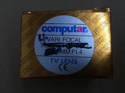 Computar Vari Focal Tg2Z3514Afcs-2 3.5-8 Mm F1.4 Tv Lens