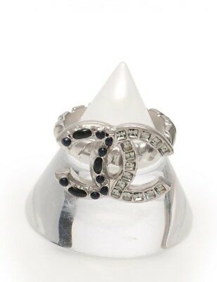 Chanel COCO Mark Rhinestone ring size No. 12 A16K Ladies' accessories