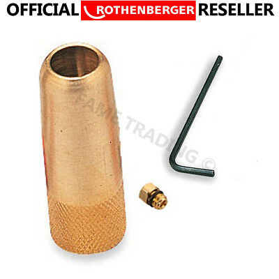 Rothenberger Superfire 2 Quickfire Torch Swirl Flame Burner 35662 Replacement