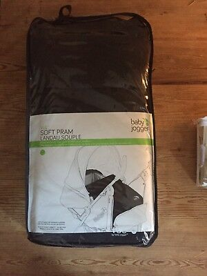 Baby Jogger Babyjogger Vue Soft Carrycot pram new in packaging bnib